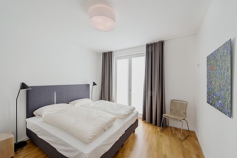 Schlafzimmer Wohnung 13