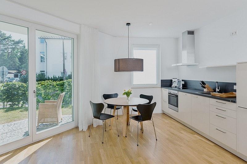 Kitchen apartment 13