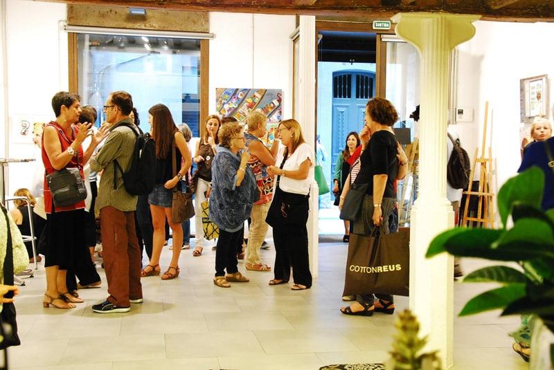 Exposición alumnos 2015