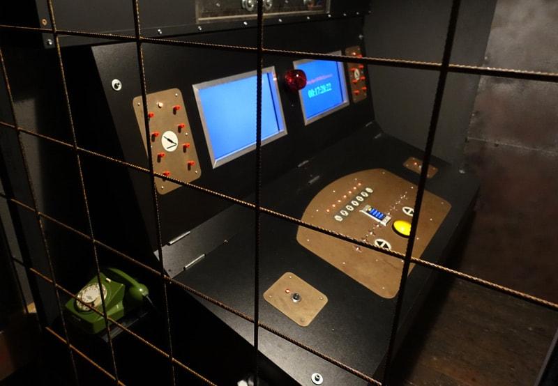Armageddon Escape Room