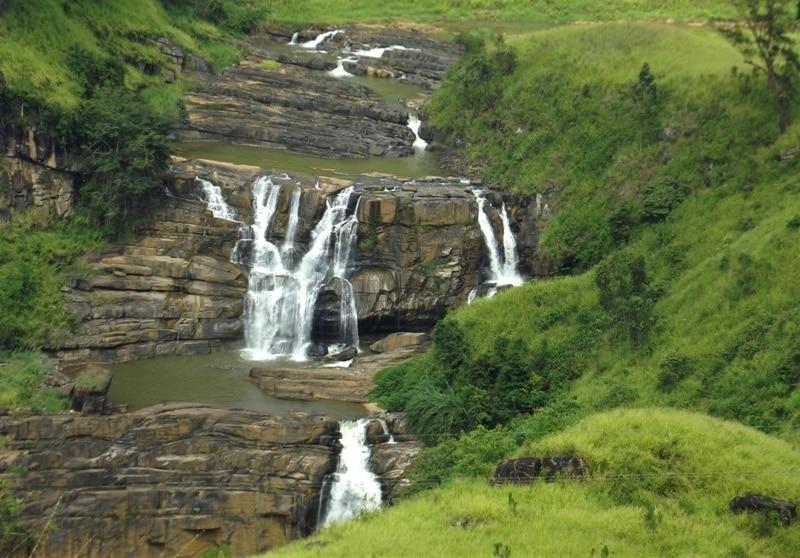 srilankawaterfall
