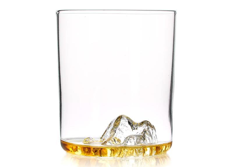 Mountain Whiskey Glassware