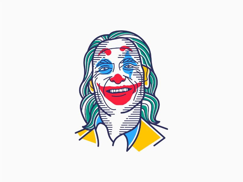 Lucian Radu – Joaquin Phoenix's Joker