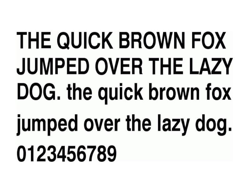 Geneva Font Family Download