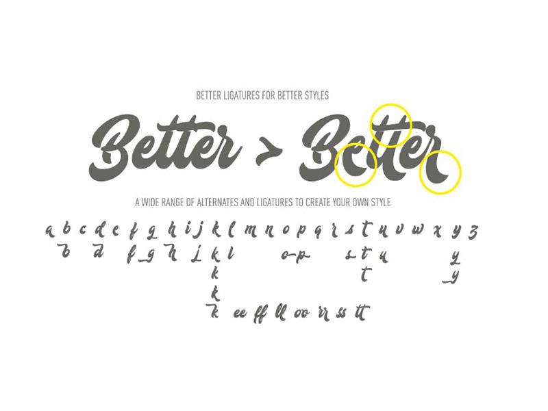 Mustardo Font Free Download