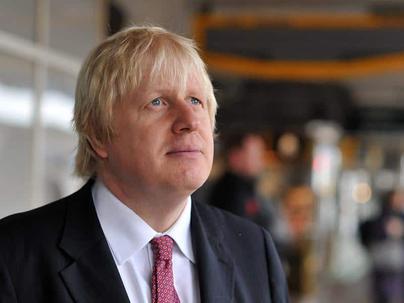 Boris Johnson declares Brexit will steer UK to national renewal
