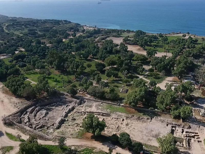 King Herod's 2,000-Year-Old Roman Basilica Uncovered in Ashkelon – ARTnews.com