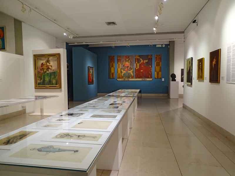 Visita al Museo Revoltella di Trieste: galleria d'arte moderna, V piano
