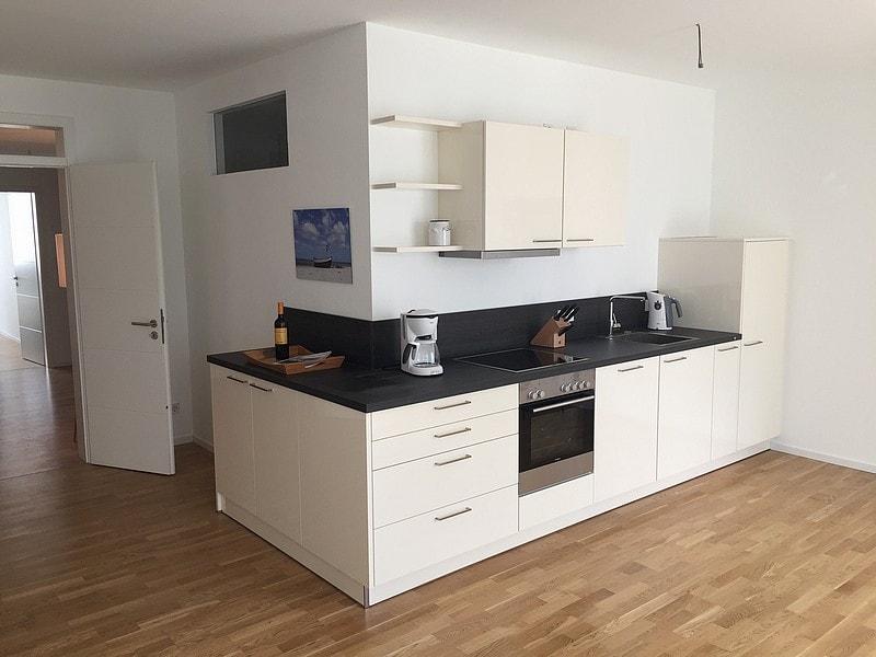 Open kitchen apartment 11
