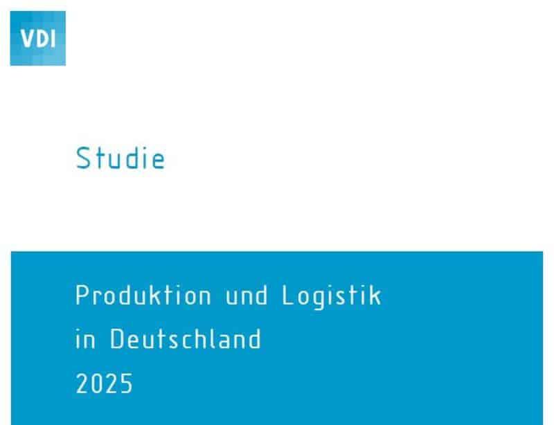 GPL Studie Produktion Logistik 2025