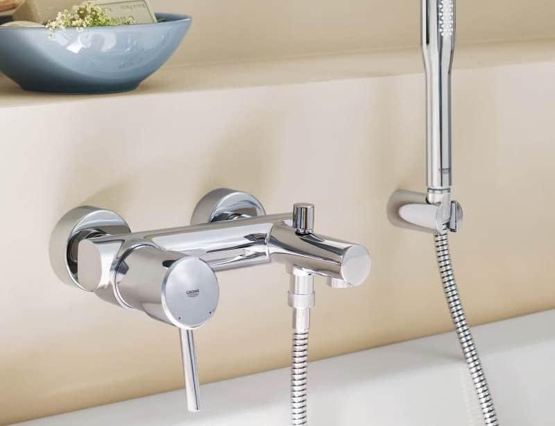 смесители для ванной лучшие производители цена качество