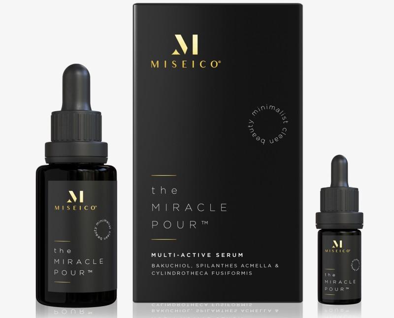 The Miracle Pour   Miseico