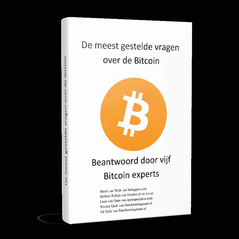 Gratis Bitcoin boek van Harm van Wijk