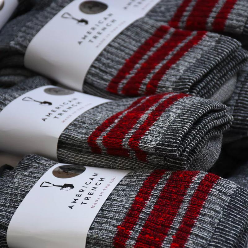 American Trench Merino Wool Socks