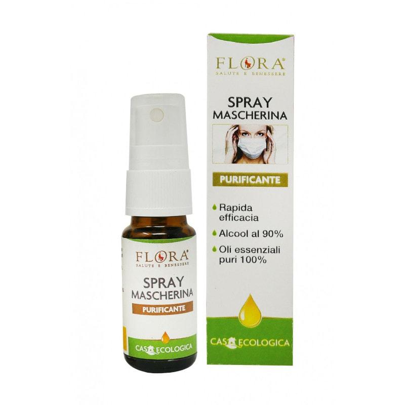 Spray mascherina Flora bio