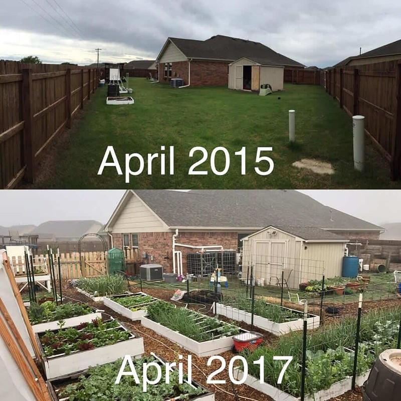 April 2015 vs April 2017