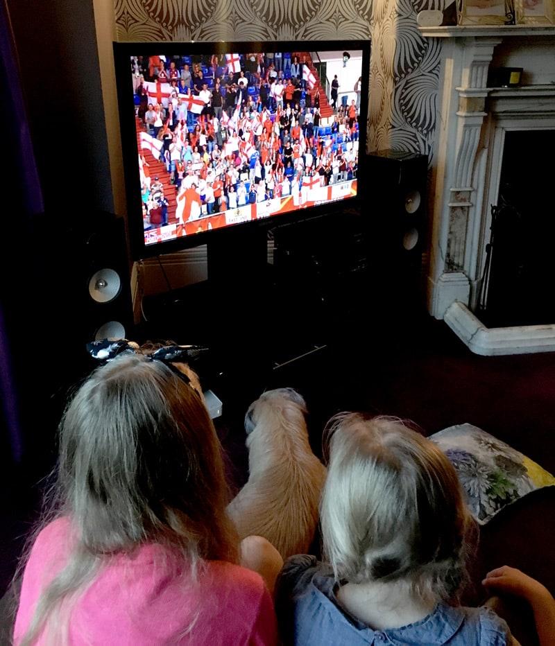 Watching England Football