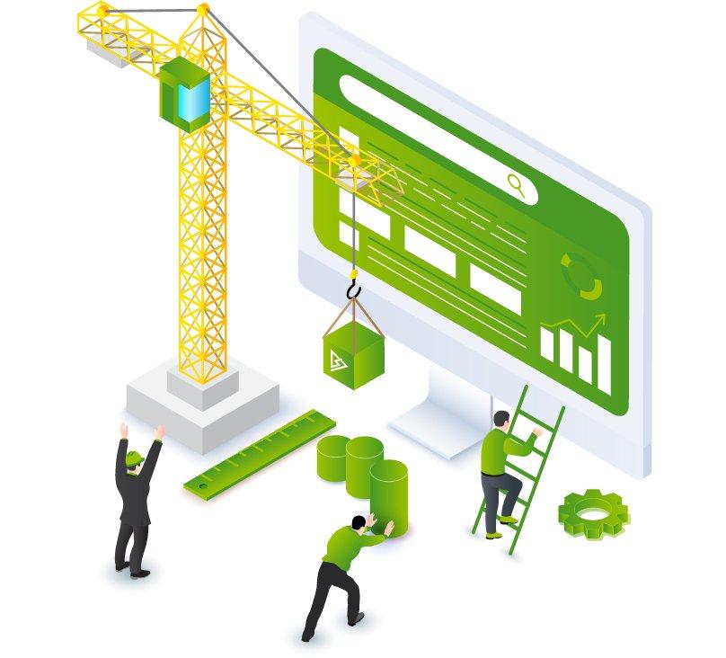 Website Development Header - STREAM
