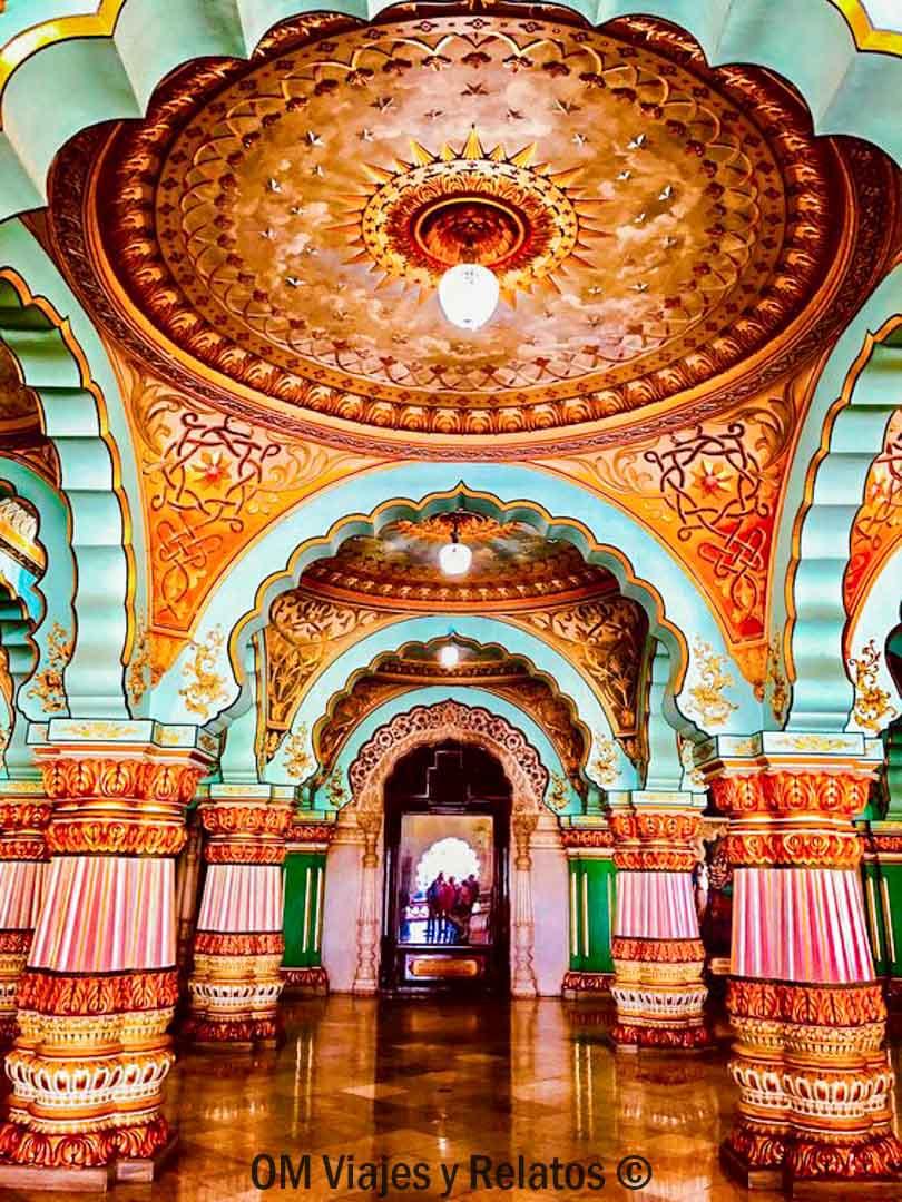 Palacios de la India