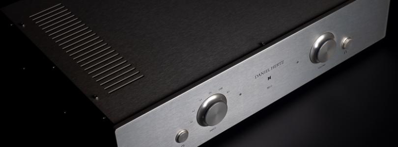 Daniel HERTZ M12 : un amplificateur – Dac conçu par Mark LEVINSON