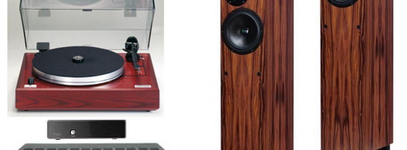 Thorens – Rega – Audiomat – ProAc D20 R