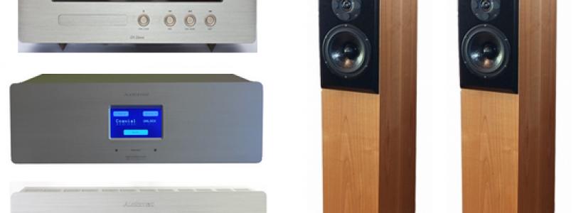 Audiomat Drive D1 & Dac Maestro 3 – Solfège Référence 20 – Enceintes PEL Alycastre