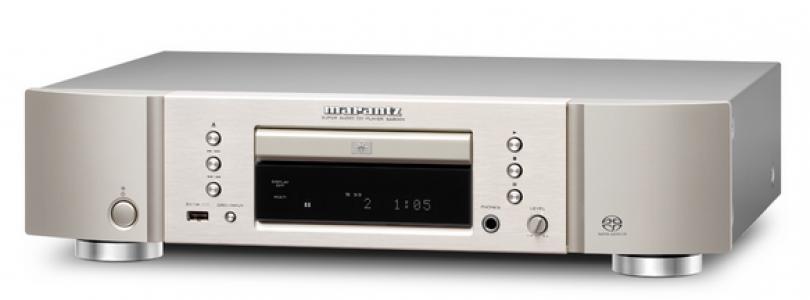 MARANTZ lecteur CD-SACD SA 8005