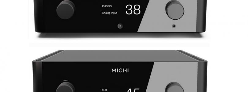 ROTEL persiste et signe avec les intégrés / dac Michi X3 & X5