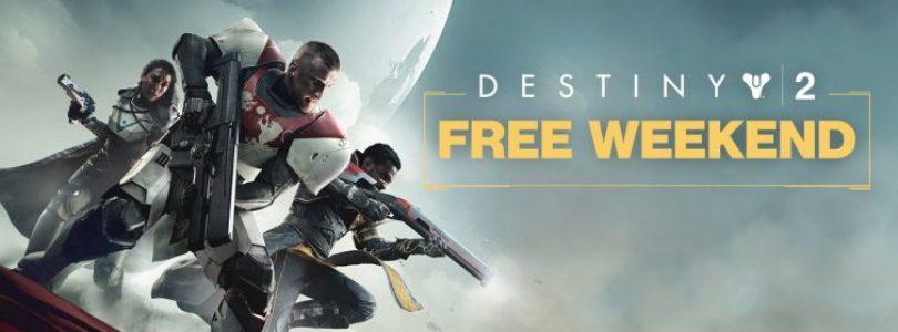 Destiny 2 : profitez d'un weekend gratuit