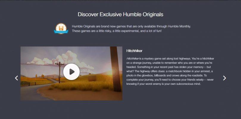 Humble Originals : 6 Jeux Gratuits prochainement