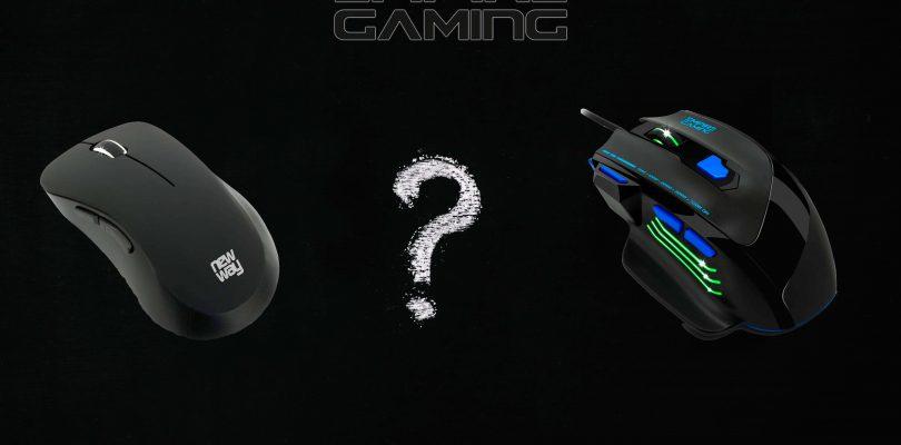 Empire Gaming : deux souris pour deux utilisations différentes