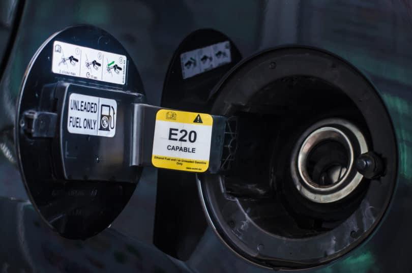 Evaporative Emission System - Small Leak Detected