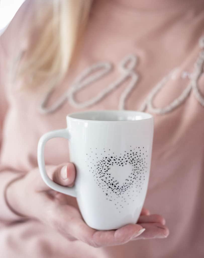 Kaffeetasse & Co als Muttertagsgeschenk selbst gestalten