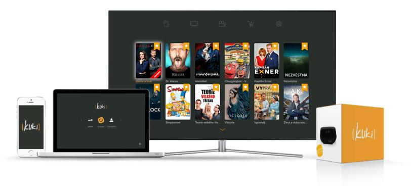 Kuki ve spolupráci s Cleverlance vydala IPTV aplikaci pro Apple TV