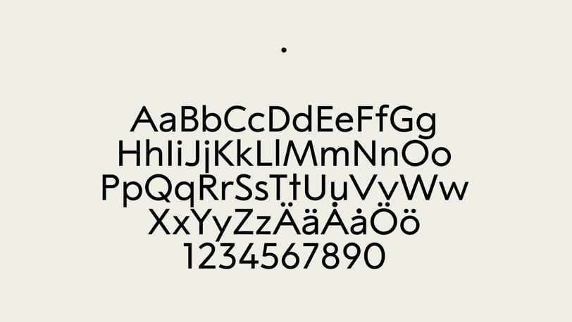 nagroda nobla typografia