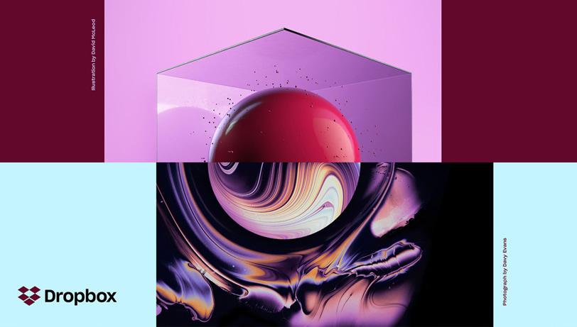 dropbox identyfikacja grafiki