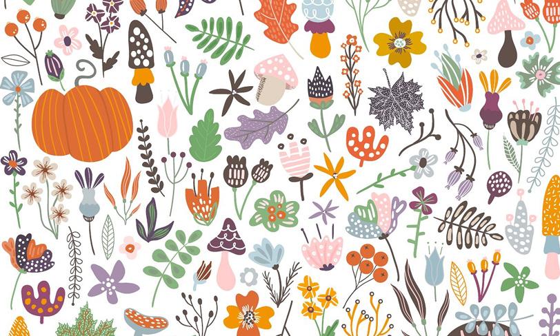 darmowe ilustracje jesień