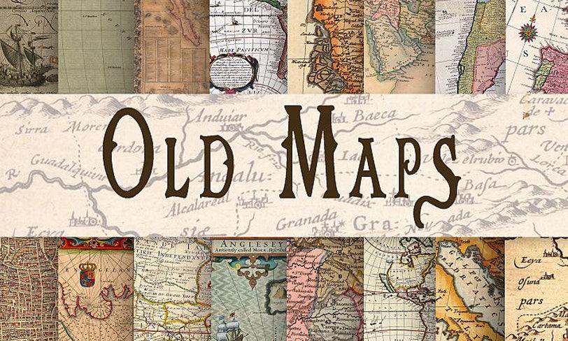 darmowe mapy