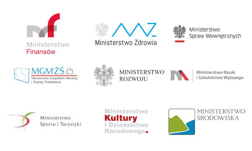 polskie ministerstwa logo