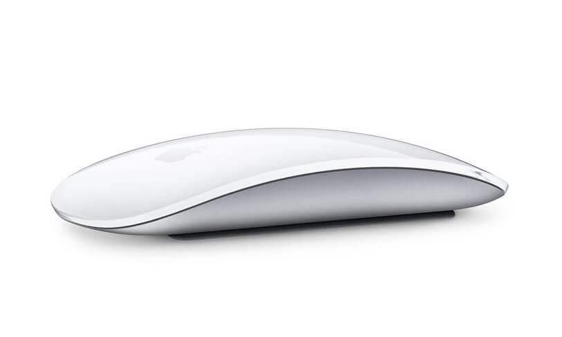 Magic Mouse 2 zportem ładowania podspodem