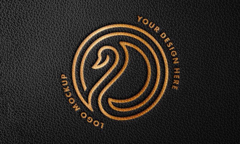 darmowy mockup logo