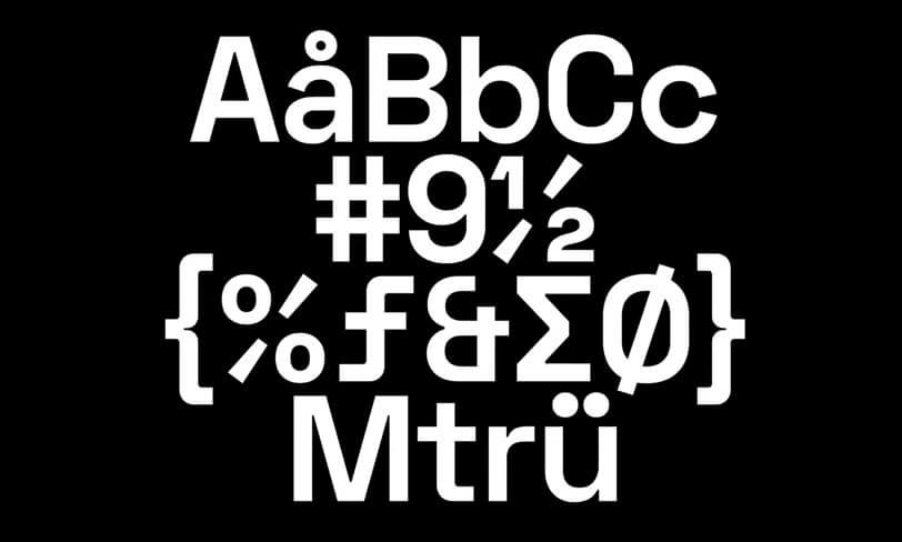 darmowy font zpolskimi znakami
