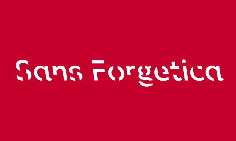 Sans Forgetica - font ułatwiający zapamiętywanie