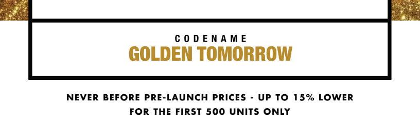 LODHA Codename Golden Tomorrow CALL 9958959555 BOOKING