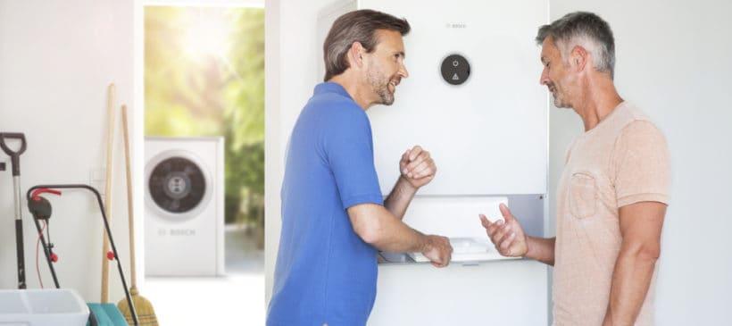 Nowa powietrzna pompa ciepła Bosch: wysoka efektywność, przełomowy design