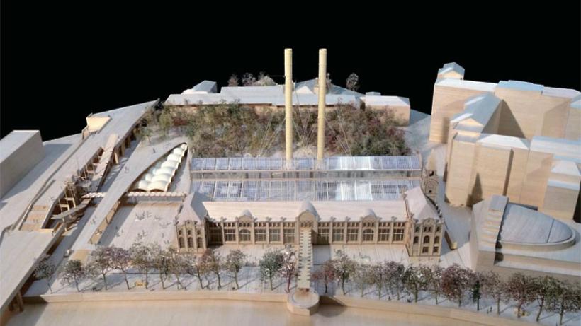 Фото с сайта https://riamo.ru гэс-2 Крупнейшая «фабрика искусства» на подходе: что нужно знать о ГЭС-2?        1
