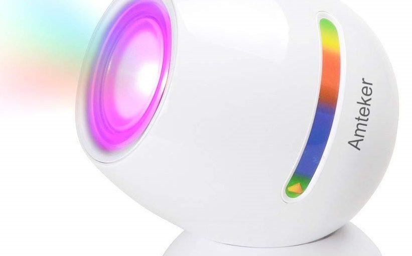 Amteker 256 Colour LED Light