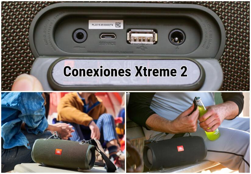 altavoz Bluetooth JBL Xtreme 2