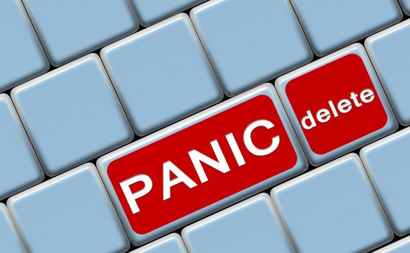Paniekaanval, de controle terug met homeopathie.