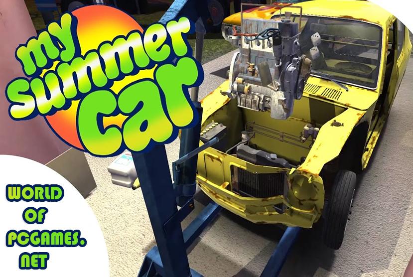 My Summer Car Free Download PC Game By Worldofpcgames.net